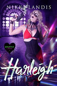 Harleigh: Dark Paranormal Romance