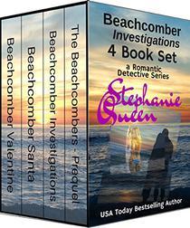 Beachcomber Investigations: 4 Book Set: a Romantic Detective Series