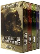 The Extinction Odyssey Series: Books 1-3: Box Set #1