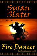 Fire Dancer: Ben Pecos Mysteries, Book 4