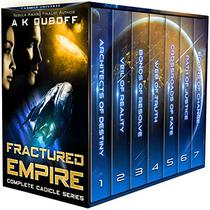 Fractured Empire - Complete Cadicle Series (1-7) Boxset: An Epic Space Opera
