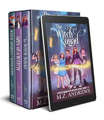 The Witch Squad Cozy Mystery Series Books 1 - 3