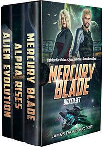 Mercury Blade Boxed Set