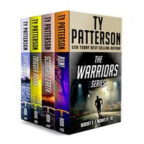 The Warriors Series Boxset III Books 9-12: A Bundle of Covert-Ops Suspense Action Novels