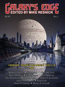 Galaxy's Edge Magazine: Issue 1, March 2013