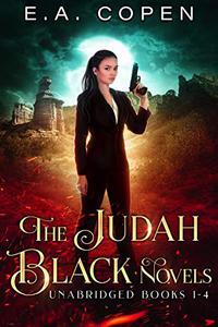The Judah Black Novels: Unabridged Books 1-4