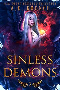 Sinless Demons: A Fated Mates Reverse Harem Series