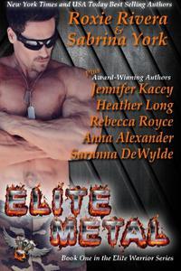 Elite Metal: Eight-Novel Cohesive Military Romance Boxed Set (Elite Warriors)