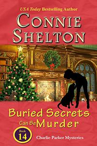 Buried Secrets Can Be Murder: A Girl and Her Dog Cozy Mystery