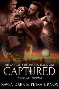 Captured: The Xandari Chronicles (Book One)