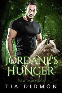 Jordane's Hunger: Paranormal Romance Book