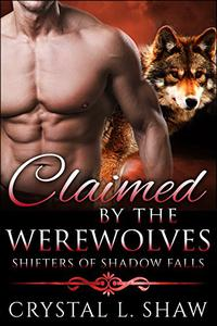 Claimed by the Werewolves