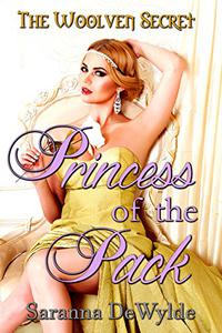 Princess of the Pack (A Woolven Secret Novella)