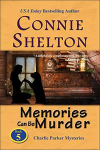 Memories Can Be Murder: A Girl and Her Dog Cozy Mystery