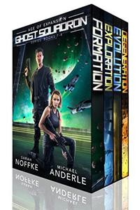 Ghost Squadron Boxed Set (Books 1-4): Age of Expansion - A Kurtherian Gambit Series