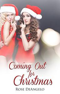 Coming out for Christmas: (Holiday, FF, First Time Lesbian Romance)