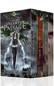 Rise of Magic Boxed Set Two: A Kurtherian Gambit Series
