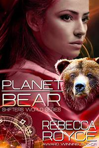 Planet Bear: A Reverse Harem Science Fiction Romance Short Novel
