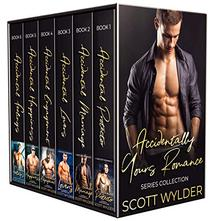 Accidentally Yours Romance Series Collection: A Bad Boy Romance