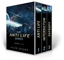 The Anti Life Series Box Set: Books 1-3