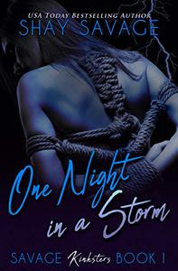 One Night in a Storm: Savage Kinksters Book 1