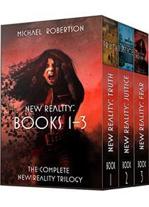 New Reality Box Set - Books 1 - 3
