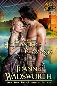 Highlander's Courage: Time Travel Romance