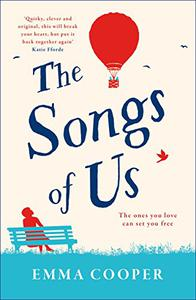 The Songs of Us: the heartbreaking page-turner that will make you laugh out loud