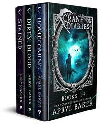 The Crane Diaries: Books 1-3