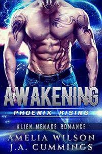 Awakening: Alien Menage Romance