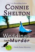 Weddings Can Be Murder: A Girl and Her Dog Cozy Mystery
