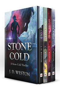 The Stone Cold Thriller Series: Books 1- 4: A Stone Cold Thriller Boxset