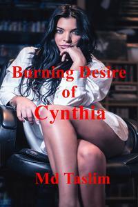 Burning Desires of Cynthia