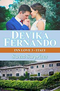 Sweet Surprises: A Bed & Breakfast Romance set in Italy