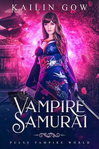 Vampire Samurai: A RH Paranormal College Romance