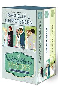 Wedding Planner Mysteries Box Set: 3 Book Series