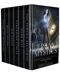 Urban Mystics: A Paranormal Fantasy Box Set