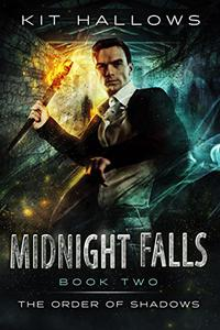 Midnight Falls: A Morgan Rook Supernatural Thriller