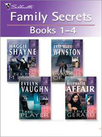 Family Secrets: Books 1-4: Enemy Mind\Pyramid Of Lies\The Player\The Bluewater Affair