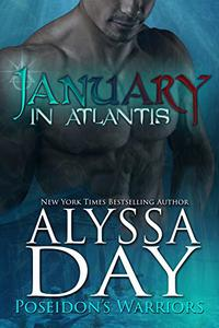 January in Atlantis: A Poseidon's Warrior paranormal romance