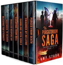 The Purgatorium Saga Boxed Set: The Full Adventure
