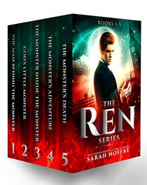 Ren Series, The Complete Boxed Set (Books 1 - 5): A Sociopath's Tale of Survival, Power and Betrayal