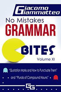"No Mistakes Grammar Bites, Volume XII:  ""Latin Abbreviations"""