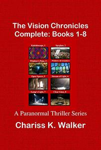 The Vision Chronicles Complete, Books 1-8