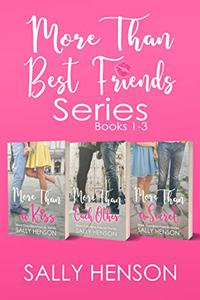 More Than Best Friends Series: Books 1-3