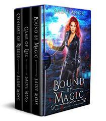 Magic Awakened: A Reverse Harem Romance Complete Series