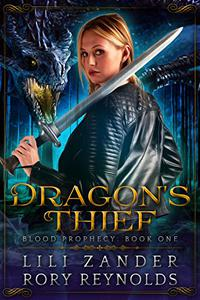 Dragon's Thief: A Reverse Harem Serial