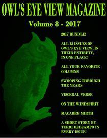 Owl's Eye View Magazine - Volume 8 - 2017 - Year End Bundle
