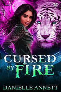 Cursed by Fire: A Snarky New-Adult Urban Fantasy Series