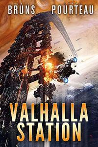 Valhalla Station: A Space Opera Noir Technothriller